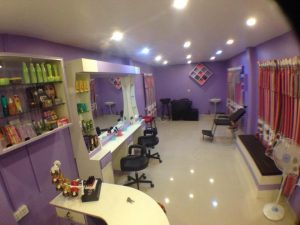 Beauty Salon in Pokhara